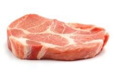 Carne de porco fresca Fotos de Stock Royalty Free