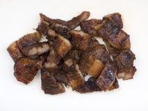 Carne de porco grelhada do assado Imagens de Stock Royalty Free