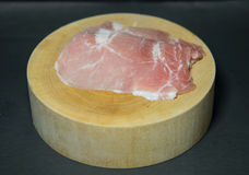 Carne de porco para o cozinheiro Foto de Stock