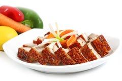 Carne de porco Roasted imagens de stock
