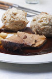 Carne de porco roasted Bavarian Fotos de Stock Royalty Free