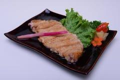 Carne de porco Teriyaki Foto de Stock Royalty Free
