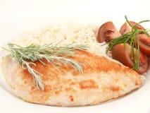 Carne de Turquia Foto de Stock Royalty Free