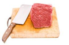 Carne de vaca Imágenes de archivo libres de regalías