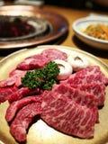 Carne de vaca coreana en Seul Imágenes de archivo libres de regalías