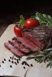 Carne de vaca de carne asada Foto de archivo libre de regalías