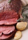 Carne de vaca de carne asada Fotografía de archivo