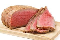 Carne de vaca de carne asada Imagenes de archivo