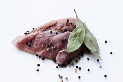 carne de vaca de la carne sin procesar Fotografía de archivo