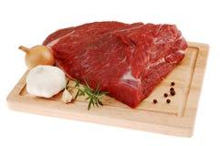 Carne de vaca fresca imagen de archivo