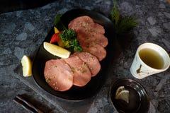 Carne de vaca japonesa A5 de Wagyu Imágenes de archivo libres de regalías