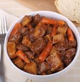 Carne de vaca Stew Meal Fotografía de archivo libre de regalías