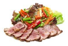 Carne de venado de la carne asada Imágenes de archivo libres de regalías