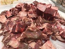 Carne del búfalo Fotografía de archivo