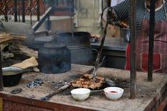 Carne del cordero fotografía de archivo libre de regalías