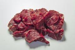 Carne del montone delle pecore fotografia stock
