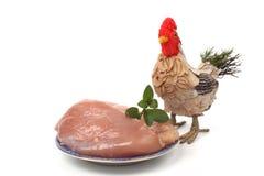 Carne del pollo Fotografie Stock Libere da Diritti