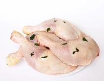 Carne del pollo Fotografía de archivo libre de regalías