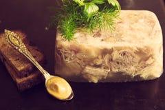 Carne del ?spide fotografía de archivo libre de regalías