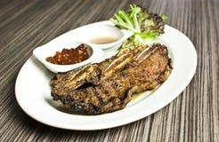 Carne deliciosa Foto de Stock Royalty Free