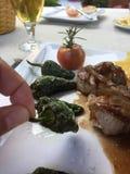 Carne deliciosa Foto de archivo libre de regalías