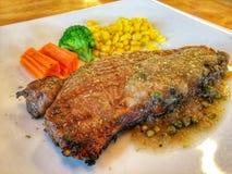 carne della bistecca Fotografie Stock