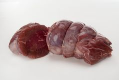 Carne di cervo Fotografie Stock