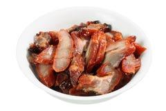 Carne di maiale del barbecue Immagine Stock