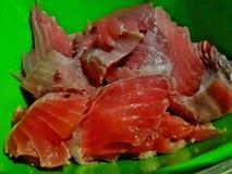 Carne di pesce fotografie stock libere da diritti