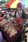 Carne di pollo Fotografia Stock