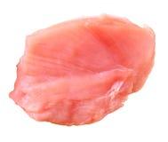 Carne di pollo fresca Fotografia Stock