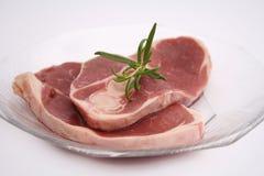 Carne di un agnello Fotografia Stock Libera da Diritti