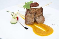 Carne do assado Fotografia de Stock Royalty Free