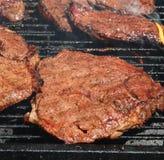 Carne do BBQ imagem de stock royalty free