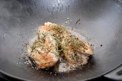 Carne do coelho Fotografia de Stock Royalty Free