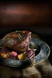 Carne do peito de carne Imagem de Stock Royalty Free