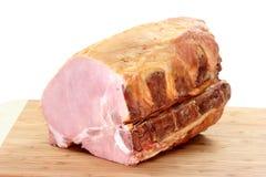 Carne do presunto da carne de porco Fotos de Stock Royalty Free
