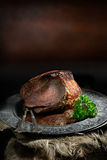 Carne do Silverside Fotos de Stock