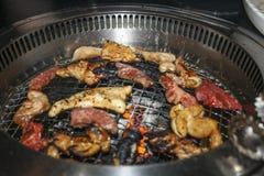 Carne e algo estranhas Fotografia de Stock