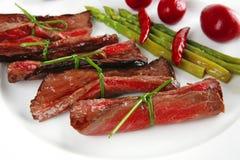 Carne e especiarias vermelhas fotos de stock royalty free