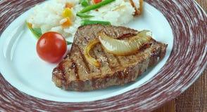 Carne een La-tampiquena Royalty-vrije Stock Afbeelding