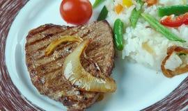 Carne een La-tampiquena Stock Afbeeldingen