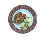 Carne een La-tampiquena Stock Afbeelding