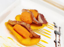 Carne en Camote Imagen de archivo libre de regalías