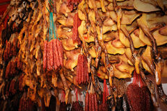 Carne encerada Imagen de archivo