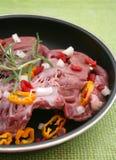 Carne fresca Immagini Stock