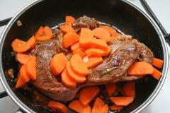 Carne fresca Fotografia Stock