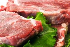 Carne fresca Imagem de Stock