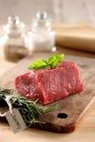 Carne fresca Imagen de archivo libre de regalías