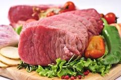 Carne fresca Foto de Stock